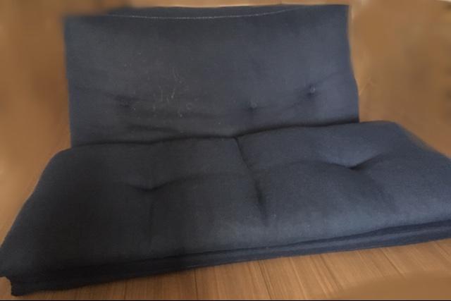 ニトリの使い方色々3WAYソファ座いす1