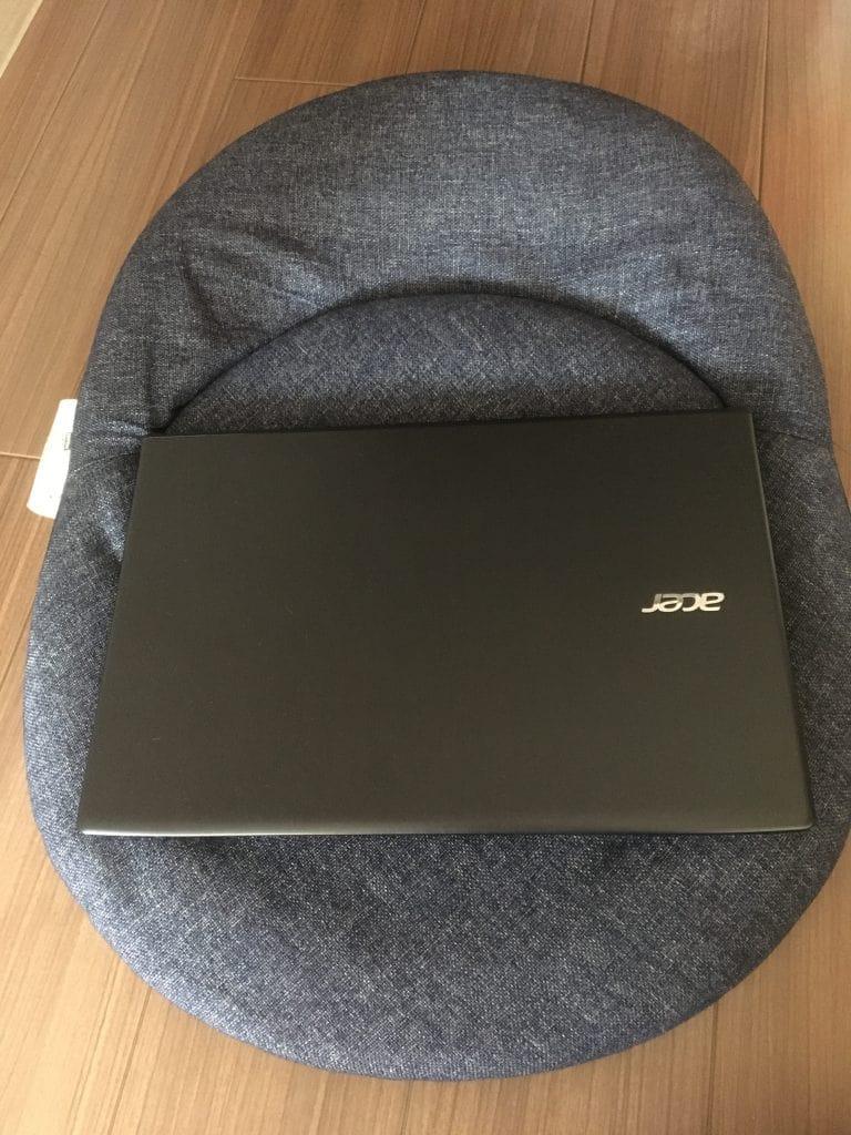 ニトリ座いすサーフの画像1
