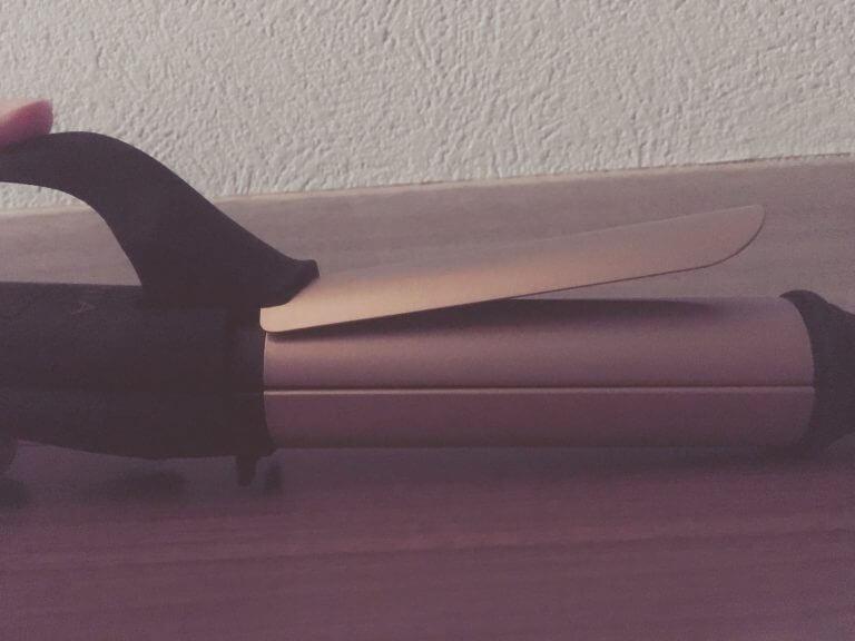 サロニアヘアアイロンの画像2