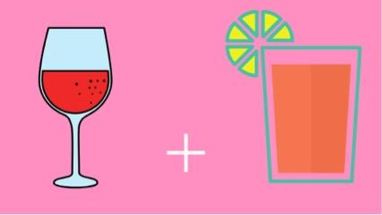 余った赤ワインでサングリアを作る