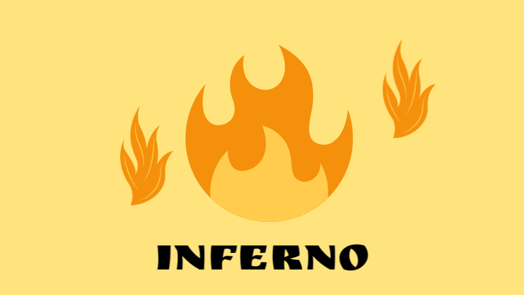 インフェルノ(inferno)