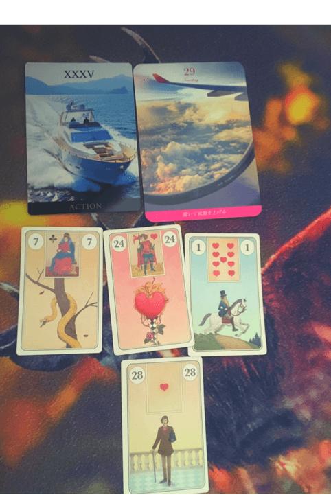 オラクルカード3